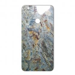 برچسب تزئینی ماهوت مدل Marble-vein-cut Special مناسب برای گوشی  Huawei Honor 8 Lite (نسکافه ای)