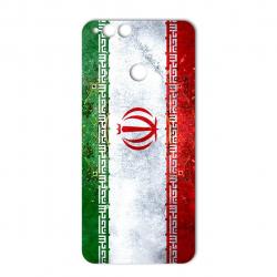 برچسب تزئینی ماهوت مدل IRAN-flag Design مناسب برای گوشی  Huawei Honor 7X (چند رنگ)