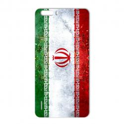 برچسب تزئینی ماهوت مدل IRAN-flag Design مناسب برای گوشی  Huawei Honor 6 Plus