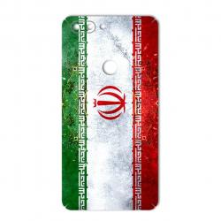 برچسب تزئینی ماهوت مدل IRAN-flag Design مناسب برای گوشی  Tecno Phantom 8 (چند رنگ)