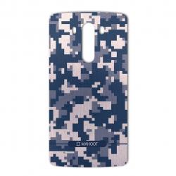 برچسب تزئینی ماهوت مدل Army-pixel Design مناسب برای گوشی LG G3 (خاکستری)