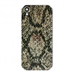 برچسب تزئینی ماهوت مدلJungle-python Texture مناسب برای گوشی  CAT S41 (بی رنگ)