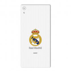 برچسب تزئینی ماهوت مدل REAL MADRID Design مناسب برای گوشی  Sony Xperia XA1 Ultra (بی رنگ)