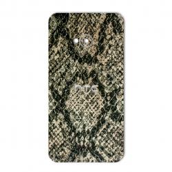 برچسب تزئینی ماهوت مدلJungle-python Texture مناسب برای گوشی  HTC M7