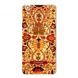 برچسب تزئینی ماهوت مدل Iran-carpet Design مناسب برای گوشی  Huawei Y6 II (زرد)