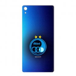برچسب تزئینی ماهوت مدل ESTEGHLAL Design مناسب برای گوشی  Sony Xperia XA Ultra (بی رنگ)