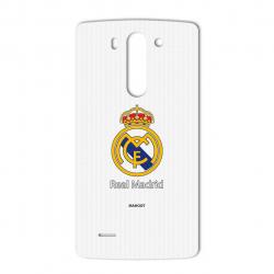 برچسب تزئینی ماهوت مدل REAL MADRID Design مناسب برای گوشی  LG G3 Beat