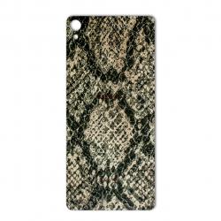 برچسب تزئینی ماهوت مدلJungle-python Texture مناسب برای گوشی  Sony Xperia XA