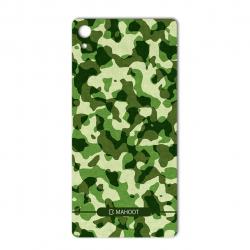 برچسب تزئینی ماهوت مدل Army-Pattern Design مناسب برای گوشی  Sony Xperia Z3 Plus
