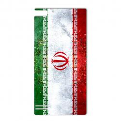 برچسب تزئینی ماهوت مدل IRAN-flag Design مناسب برای گوشی  BlackBerry Z3