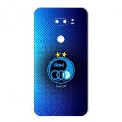 برچسب تزئینی ماهوت مدل ESTEGHLAL Design مناسب برای گوشی  LG V30 (بی رنگ)