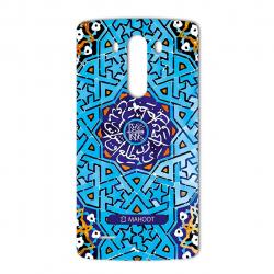 برچسب تزئینی ماهوت مدل Slimi design-tile Design مناسب برای گوشی  LG G3 (بی رنگ)
