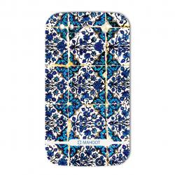 برچسب تزئینی ماهوت مدل Traditional-tile Design مناسب برای گوشی  BlackBerry Classic-Q20 (چند رنگ)