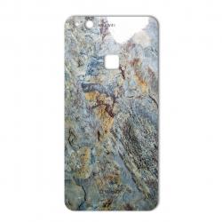 برچسب تزئینی ماهوت مدل Marble-vein-cut Special مناسب برای گوشی  Huawei P10 Lite (نسکافه ای)