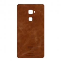 برچسب تزئینی ماهوت مدل Buffalo Leather مناسب برای گوشی Huawei Mate S (چند رنگ)