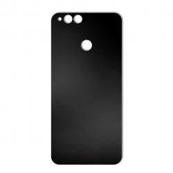 برچسب تزئینی ماهوت مدل Black-color-shades Special مناسب برای گوشی  Huawei Honor 7X (سفید چرمی)