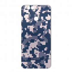 برچسب تزئینی ماهوت مدل Army-pixel Design مناسب برای گوشی Huawei Honor 7X (آبی)