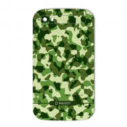 برچسب تزئینی ماهوت مدل Army-Pattern Design مناسب برای گوشی  BlackBerry Classic-Q20 (آبی)