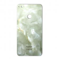 برچسب تزئینی ماهوت مدل Marble-light Special مناسب برای گوشی  Huawei Honor 8 Lite (سبز روشن)