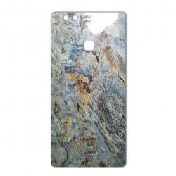 برچسب تزئینی ماهوت مدل Marble-vein-cut Special مناسب برای گوشی  Huawei P9 Plus