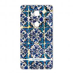 برچسب تزئینی ماهوت مدل Traditional-tile Design مناسب برای گوشی  Huawei GR5 (بی رنگ)