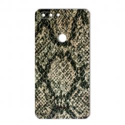 برچسب تزئینی ماهوت مدلJungle-python Texture مناسب برای گوشی  Tecno Phantom 8