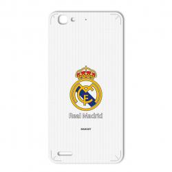 برچسب تزئینی ماهوت مدل REAL MADRID Design مناسب برای گوشی  Huawei GR3 (بی رنگ)