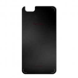 برچسب تزئینی ماهوت مدل Black-color-shades Special مناسب برای گوشی  Huawei Honor 4X (نقرهای مات)