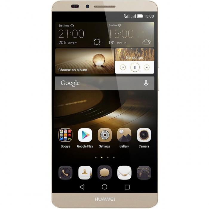 گوشی موبایل هوآوی مدل Ascend Mate7 MT7-TL10 دو سیمکارت ظرفیت 32 گیگابایت