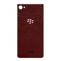 برچسب تزئینی ماهوت مدلNatural Leather مناسب برای گوشی  BlackBerry Motion (کرم)