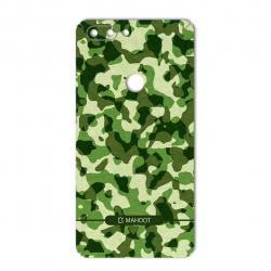 برچسب تزئینی ماهوت مدل Army-Pattern Design مناسب برای گوشی  Tecno Phantom 8 (سبز)