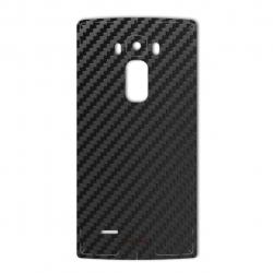 برچسب تزئینی ماهوت مدل Carbon-fiber Texture مناسب برای گوشی  LG G Flex 2 (سفید)