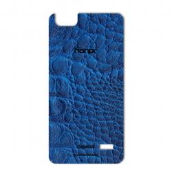 برچسب تزئینی ماهوت مدل Crocodile Leather مناسب برای گوشی  Huawei Honor 4c