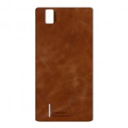 برچسب تزئینی ماهوت مدل Buffalo Leather مناسب برای گوشی Huawei Ascend P2