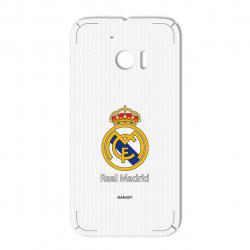 برچسب تزئینی ماهوت مدل REAL MADRID Design مناسب برای گوشی  HTC 10