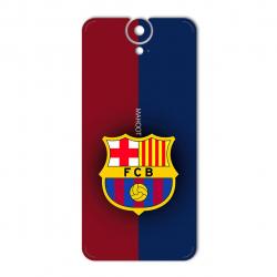 برچسب تزئینی ماهوت مدل BARCELONA Design مناسب برای گوشی  HTC E9 Plus (بی رنگ)