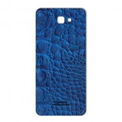 برچسب تزئینی ماهوت مدل Crocodile Leather مناسب برای گوشی Samsung J7 Prime 2 (سبز)