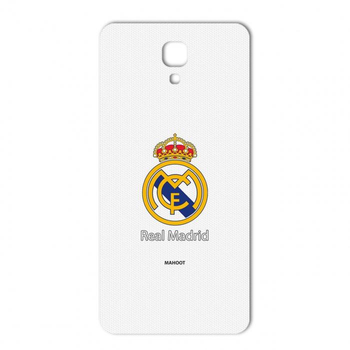 برچسب تزئینی ماهوت مدل REAL MADRID Design مناسب برای گوشی  LG X Screen (بی رنگ)