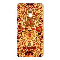برچسب تزئینی ماهوت مدل Iran-carpet Design مناسب برای گوشی  Huawei Y7 Prime (زرد)