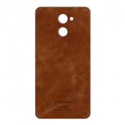 برچسب تزئینی ماهوت مدل Buffalo Leather مناسب برای گوشی Huawei Y7 Prime