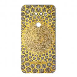 برچسب تزئینی ماهوت مدل  Sheikh Lotfollah Mosque-tile Design مناسب برای گوشی  LG V30 (بی رنگ)