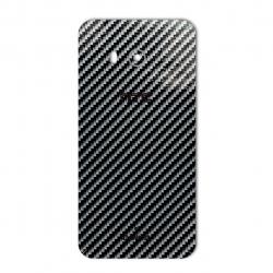 برچسب تزئینی ماهوت مدل Shine-carbon Special مناسب برای گوشی  HTC U11