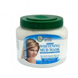 ماسک سفید کننده پوست هالیوود استایل مدل Mud Mask حجم 320 گرم
