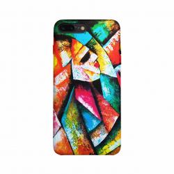 کاور زیزیپ مدل 133G مناسب برای گوشی موبایل آیفون 7 پلاس (بی رنگ)