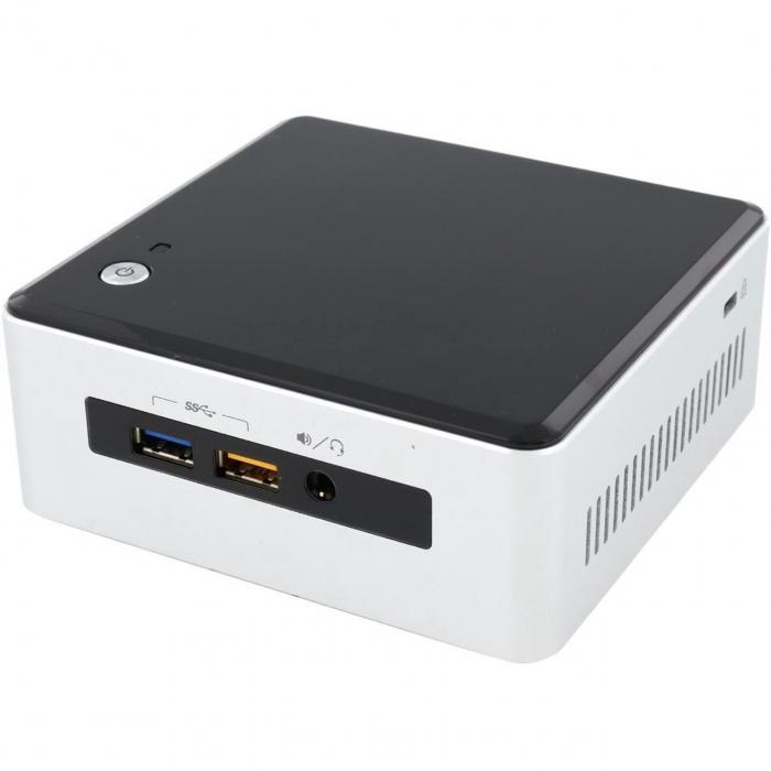 کامپیوتر کوچک اینتل مدل NUC5i3RYH-N