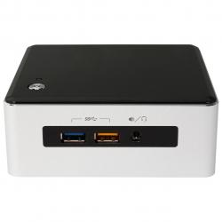 کامپیوتر کوچک اینتل ان یو سی مدل NUC5i3RYH - F