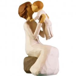 مجسمه امین کامپوزیت مدل مادربزرگ کد 89