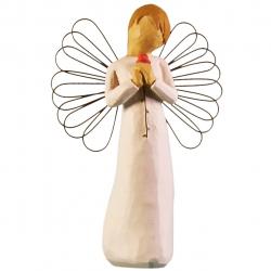 مجسمه امین کامپوزیت مدل فرشته عاشق کد 42/1