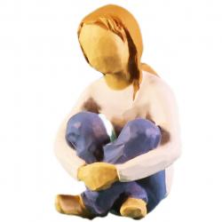 مجسمه امین کامپوزیت مدل کودک روحیه کد 43 (چند رنگ)