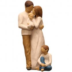 مجسمه امین کامپوزیت مدل Family Grouping کد 544 بسته دو عددی